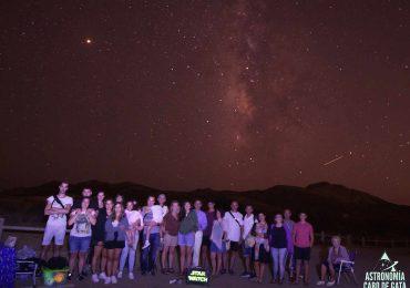 Astronomia en el parque natural